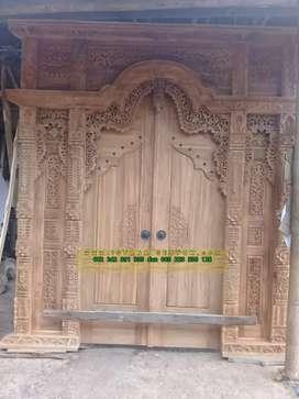 cuci gudang pintu gebyok gapuro jendela rumah masjid musholla unif