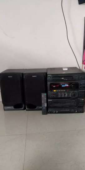 Music system good quality. Rs 4000