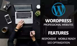 Be your wordpress web developer and website designer