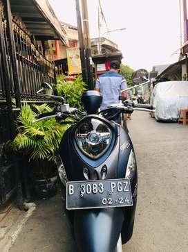 Yamaha All New Fino Grande 125cc Bluecore Thn 2019 LikeNew 98% Mulus