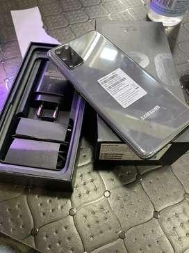 Samsung S20 Plus(8/128GB) Gray Color