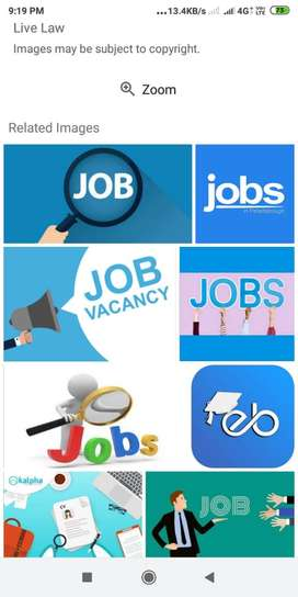 Gets a very good opportunity to earn money working at home.