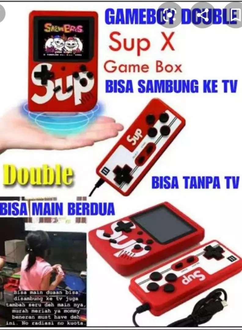 Sup game box gameboy 400in1 game retro plus stick 0