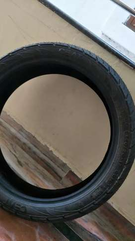 CEAT tyre Back tyre tubeless