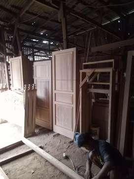 Proyek pintu dan kusen