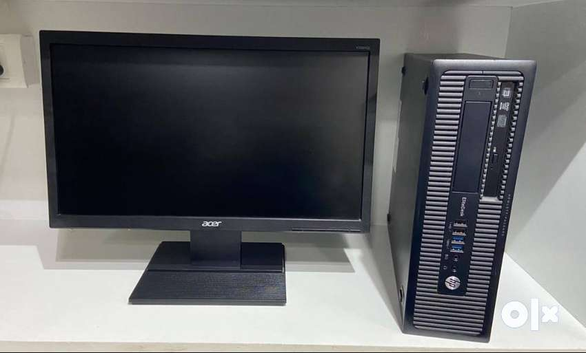 """HP Latest Configuration i5 Computer Set with 20"""" LED - 1 YEAR WARRANTY"""