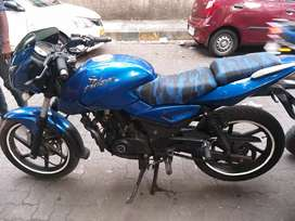 I want tu sell my bike argent in 18000