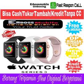 Apple Watch Series 3 GPS 38mm Resmi IBOX Original Bisa Cash/TT/Kredit