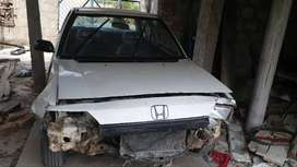 Honda Civic 84 model old is gold