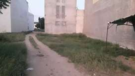 400 sq yards West Open Plot Gulshan e Maymar Sector Y