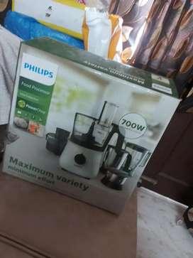 Philips  food processer