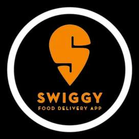 Part time and full time delivery boy jobs available in swiggy