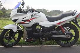 Karizma in good condition with less kmph driven full in top condition