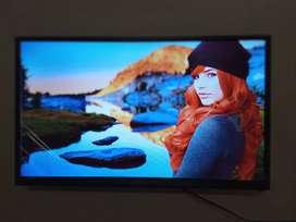 "New boxes Sony 42"" 4k Smart LED TV"