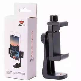 Ulanzi holder tripod U mount horizontal vertical Rotate 360