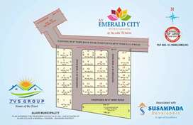 Warangal highway 2nd bit Commercial plot for sale ready to move