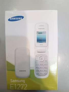 Samsung Lipat,Flip GT-E1272 Baru&Segel