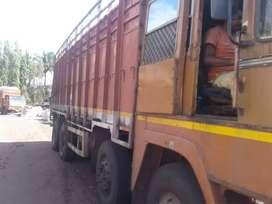 Truck 12 Tyre 2014 model
