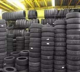 Best Quality Used Tyres for all Car and Bike