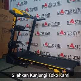Alat Fitness TREADMILL ELEKTRIK - MASTER GYM Fitness Store !! MG#9894