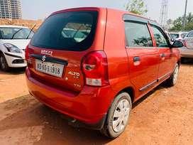 Maruti Suzuki Alto K10 VXi, 2014, Petrol