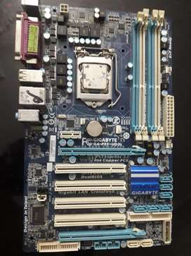 I5 first generation processor with a faulty motherboard