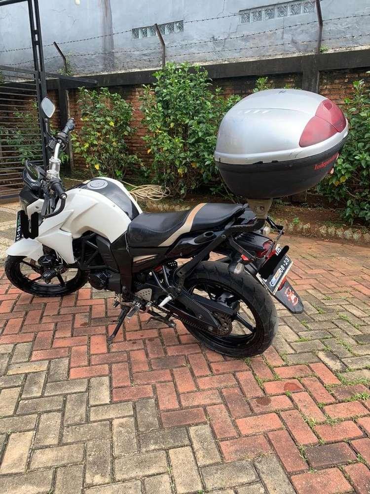 Motor Yamaha Byson 2013 Bisa Untuk Basic Custom