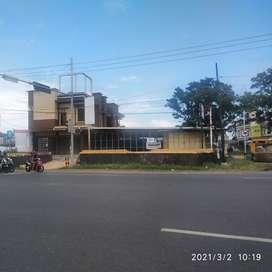 Ruko 2 lantai di pusat Kota bengkulu