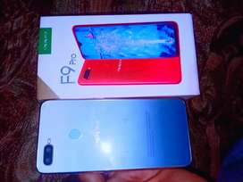 OPPO F9 PRO 6/128 EXCHANGE WITH IPHONE 7