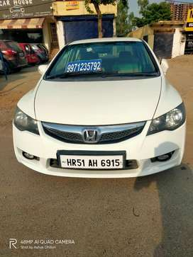Honda Civic 1.8V Manual, 2010, Petrol