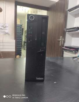 Lenovo DDR 3 desktop 4 GB ram 250 GB HDD dvd windows 10 in 3500 only