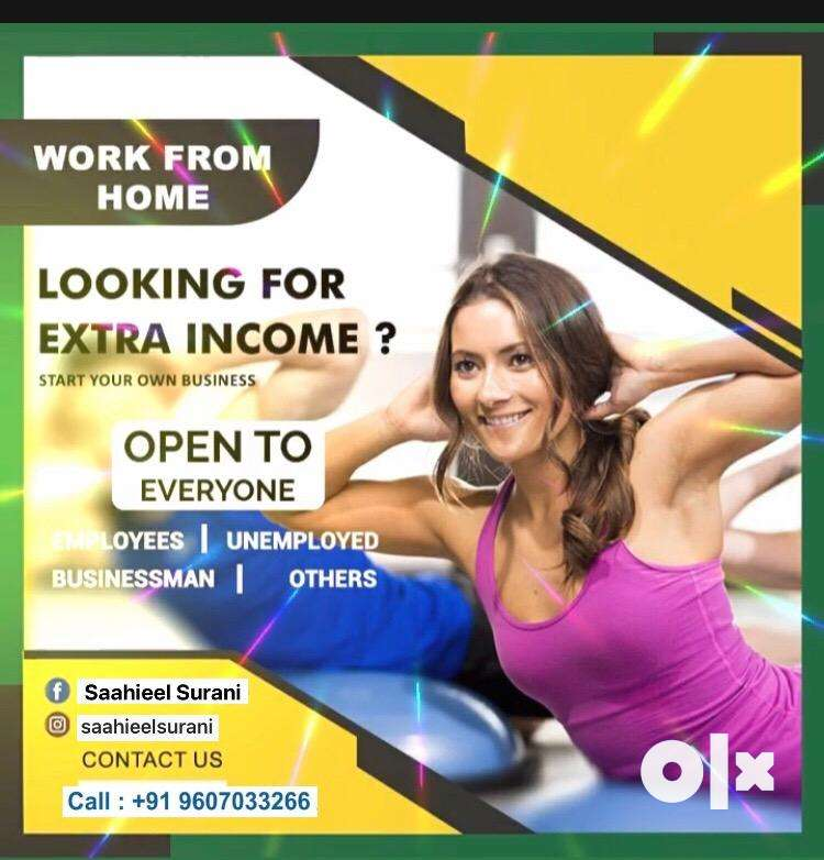 Now Earn Extra Income Opportunity From Home 0