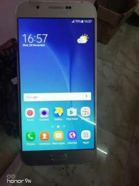 Samsung a8 3gb, 32gb