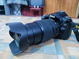 Nikon D90 with 18-105mm VR Lense Condition 9/10 for sale