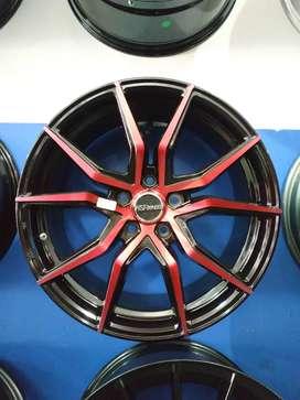 Jual velg mobil racing Ring 18 Untuk mobil HR-V,Expander (bisa Credit)