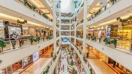 free HIRING in SHOPPING mall