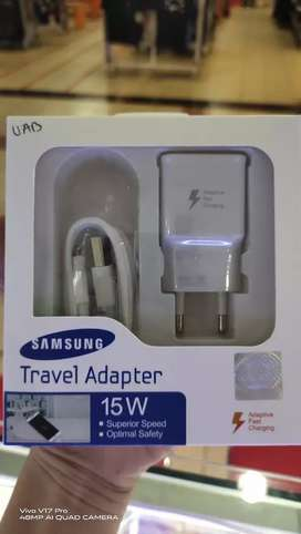 Charger Samsung 15W adaptive fast charging