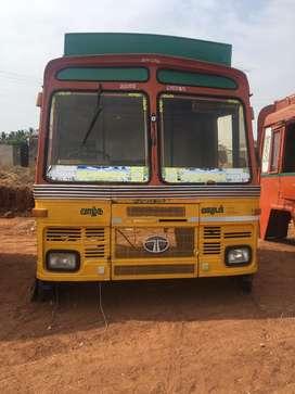 Tata 12 wheel cabin