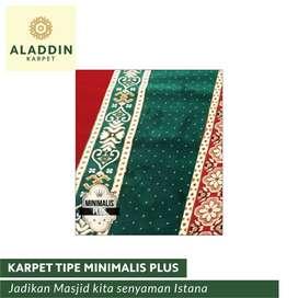 Toko Karpet Masjid Tebal 10mm Model Minimalis Plus Terjangkau GK