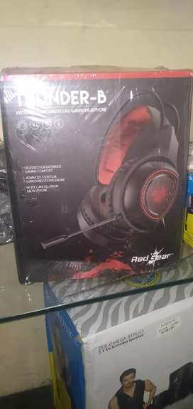 Brand New Thunder - B Virtual 7.1 Surround Sound