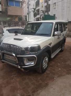 Mahindra Scorpio S2, 2015, Diesel