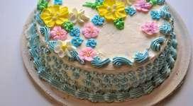 Dicari Staf Pastry / Baker Pengalaman Dekorasi Cake Bakery Surabaya