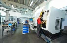 CNC programmer required