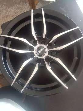 Allowheel tyre