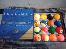 Bola billiard belgia