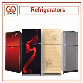 Refrigerator and Freezers are available online with same day delivery