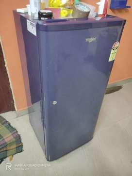 7 mnth old whirlpool 3star refrigerator