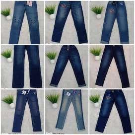 Celana jeans anak,nevada