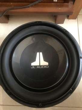 Jual subwoofer JL Audio
