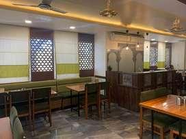 Restaurant on rent at J M road